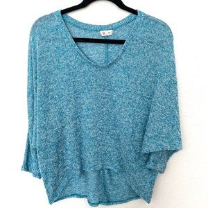 Isenboye Knit Blouse